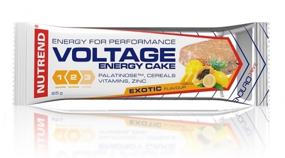 Tyčinka NUTREND Voltage exotic 65g