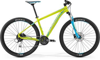 MERIDA BIG.NINE 100 Matt Lime(Blue) 2017 21""