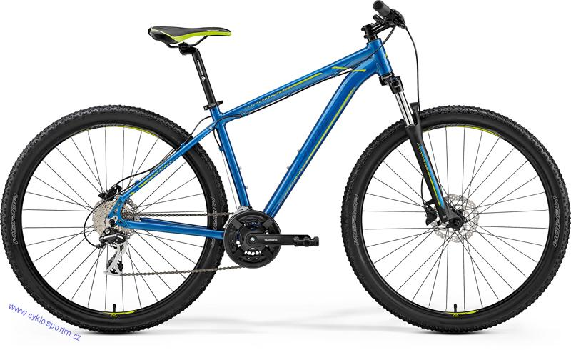 "MERIDA BIG.NINE 20-D Blue(Green) 2019 vel. M (17"")"