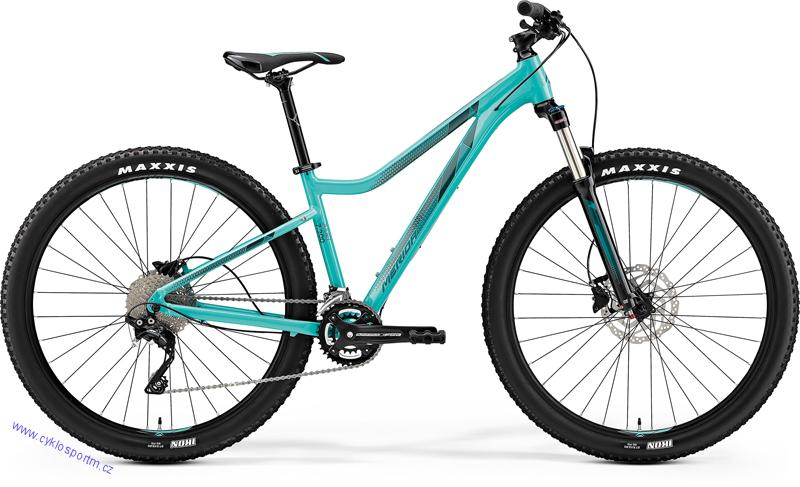 "MERIDA JULIET 7.300 Petrol(Dark Green) 2019 vel.M (17"")"