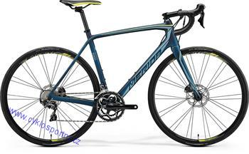 MERIDA SCULTURA DISC 5000 Matt Petrol(Teal/Yellow) 2018 vel.S-M (52)