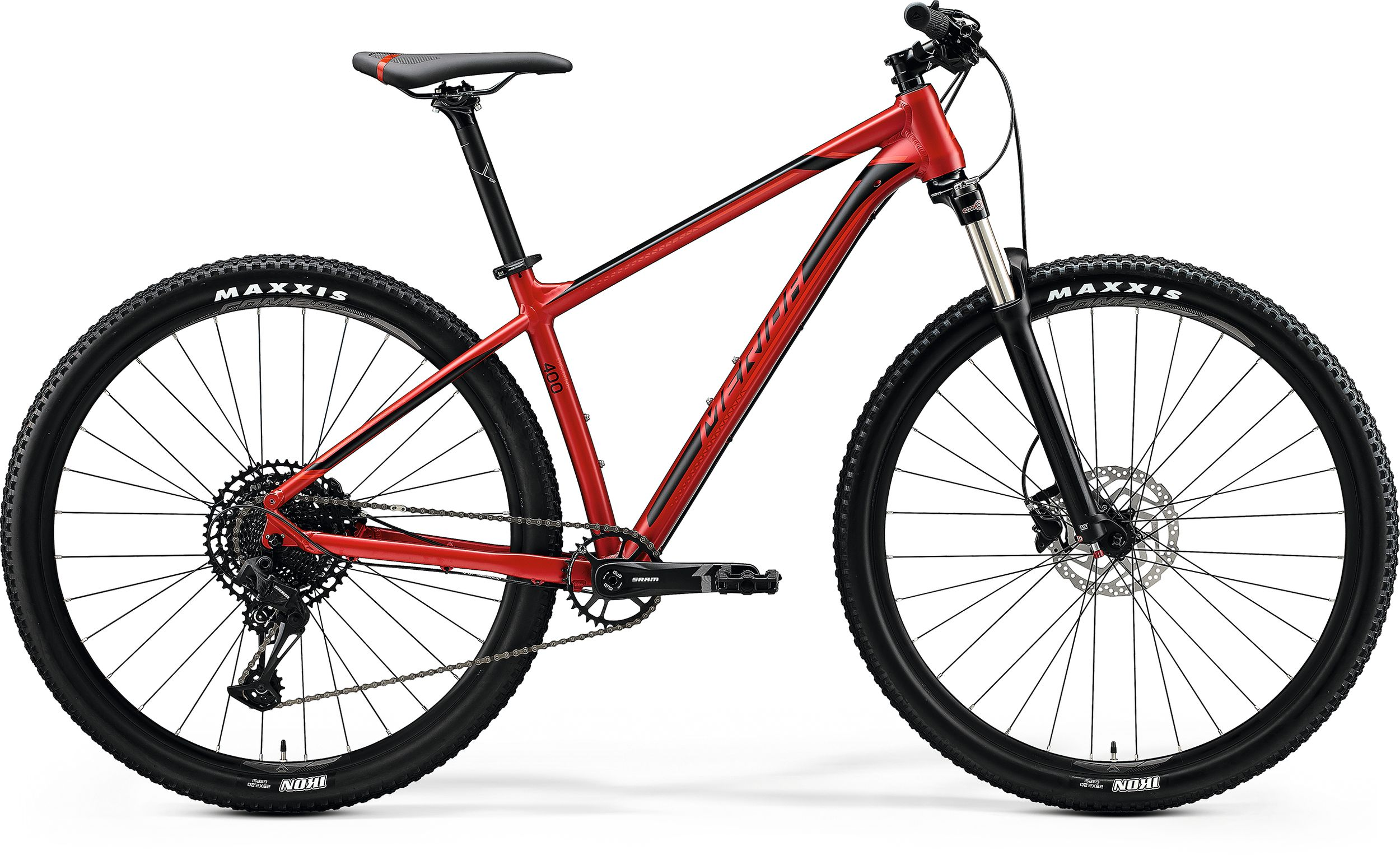 MERIDA BIG.NINE 400 Silk X'Mas Red(Black/Red) 2020