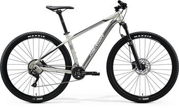 MERIDA BIG.NINE 500 Silk Titan(Silver/Black) 2020 vel. XXL