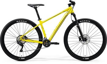 MERIDA BIG.NINE 500 Glossy Bright Yellow(Black) 2020 vel. L
