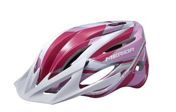 Přilba MERIDA MG1 pink/white M (55-61cm)