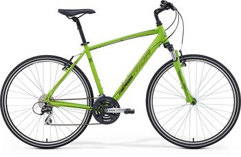 MERIDA CROSSWAY 20-V Matt Green(Black) 2016  48cm