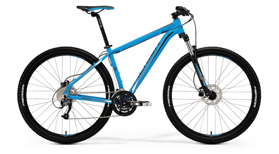MERIDA BIG.NINE 40-D Matt Blue(Blk/Wht) 2017 rám19""