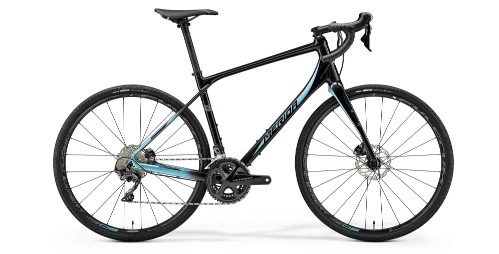 MERIDA SILEX 700 Matt Met. Black(Lite Blue) 2018