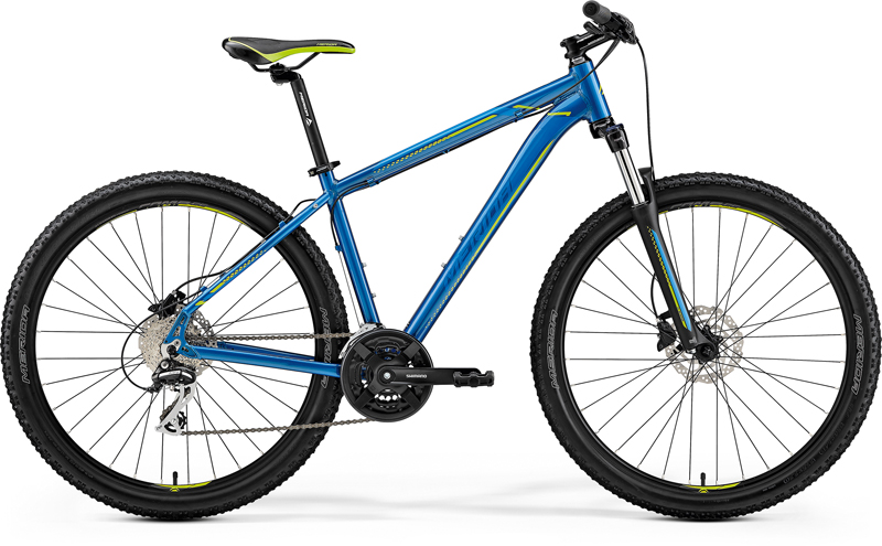 MERIDA BIG.SEVEN 20-D Blue(Green) 2019