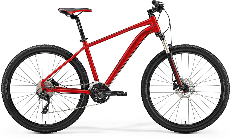 MERIDA BIG.SEVEN 80-D Silk Red(Dark Red) 2019