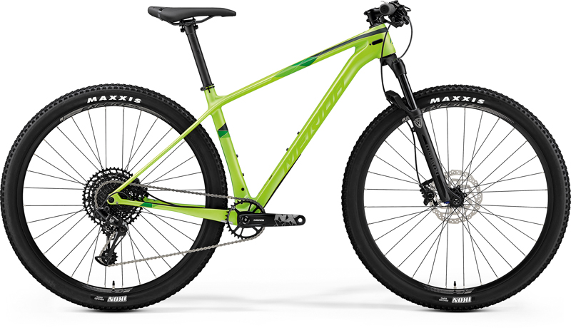 MERIDA BIG.NINE 4000 Silk Green(Dark Green) 2019