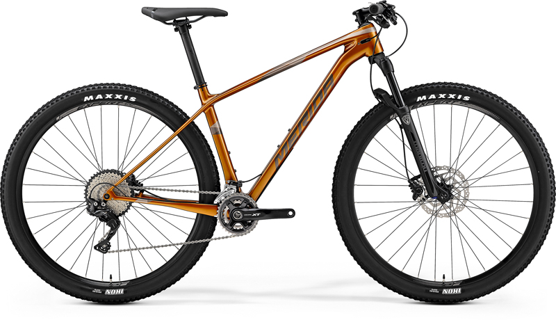 MERIDA BIG.NINE 5000 Copper(Brown-Silver) 2019