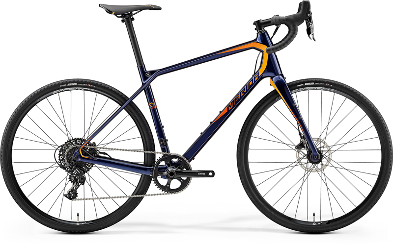 MERIDA SILEX 6000 Dark Blue(Orange/Red) 2019