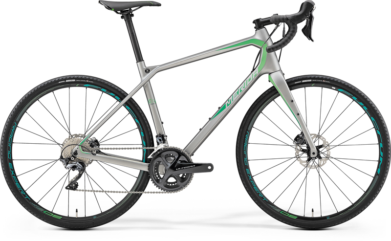MERIDA SILEX 7000 Matt Met. Grey(Green) 2019