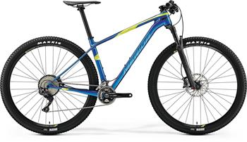 "MERIDA BIG.NINE XT Blue(Green) 2019 vel. XL (21"")"