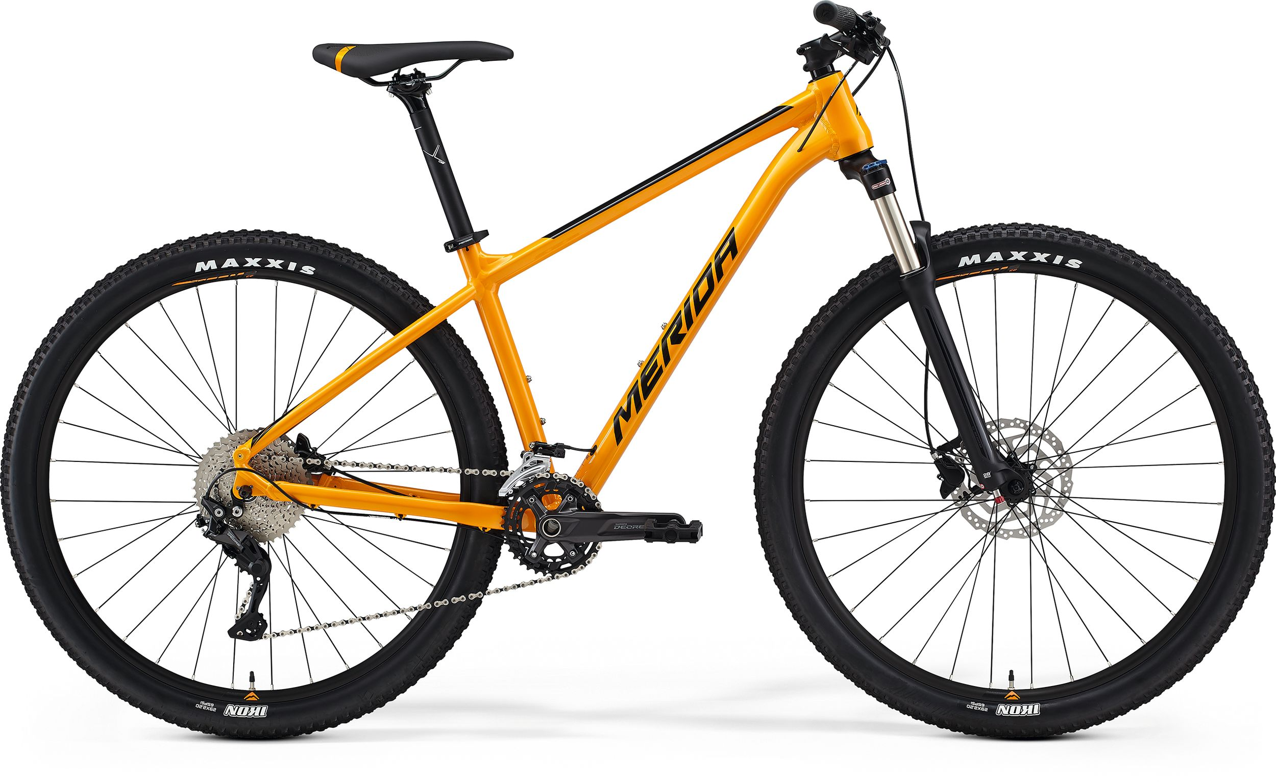 MERIDA BIG.NINE 300 Orange(Black) XL(20) 2021