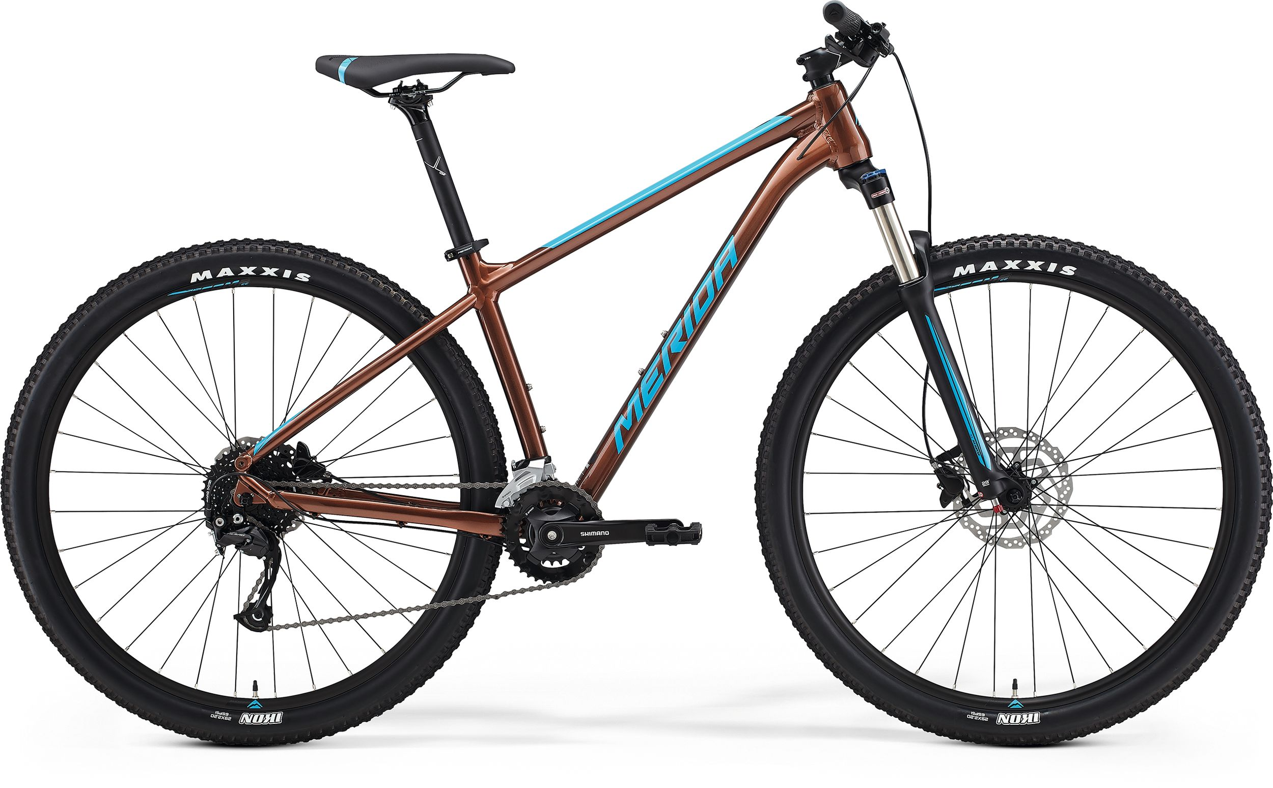 MERIDA BIG.NINE 100-2X Bronze(Blue) XL(20) 2021